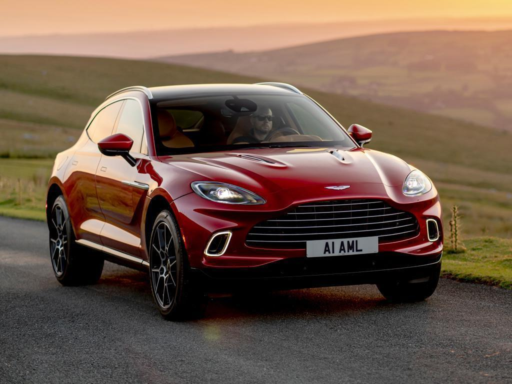Re 2020 Aston Martin Dbx Ph Review Page 1 General Gassing Pistonheads Uk
