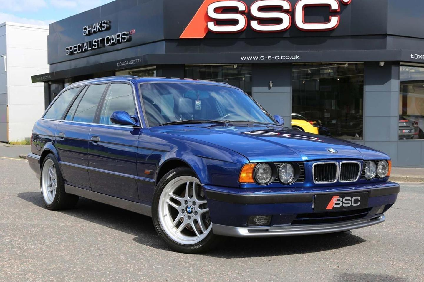 Re Bmw M5 E34 Touring High Mile Club Page 1 General Gassing Pistonheads Uk
