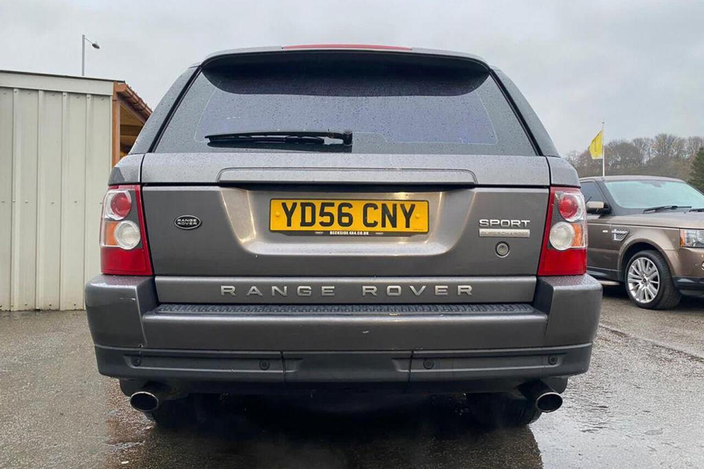 Re Range Rover Sport V8 L320 The Brave Pill Page 1 General Gassing Pistonheads Uk [ 960 x 1440 Pixel ]